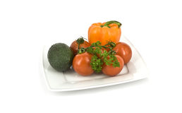 Vegetables. Ingredients from vegetables for various dishes Stock Photos