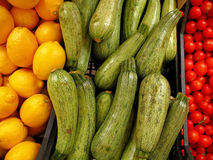 Vegetables. Some vegetables in a shop royalty free stock images
