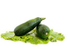 Vegetables. Isolated vegetables on white background Stock Image