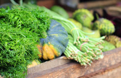 Vegetables Stock Photography