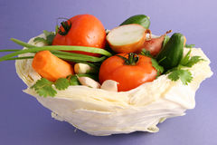 Vegetables. Royalty Free Stock Images