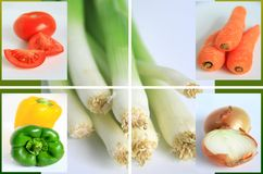 Vegetables 2 Stock Photography