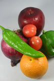 Vegetables. Assorted image for food related or cooking royalty free stock images
