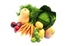 Free Vegetables Royalty Free Stock Images - 6379369