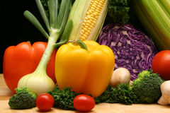Free Vegetables Royalty Free Stock Image - 733706