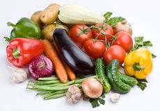 Free Vegetables Stock Image - 7420361