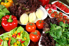 Vegetables. Stock Photography