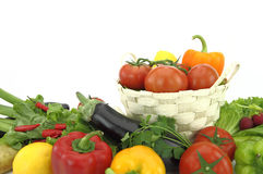 Vegetables banner Royalty Free Stock Photo