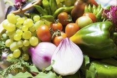 Vegetables bouquet Stock Photography