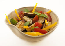 Vegetables bowl. Royalty Free Stock Photography