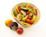 Vegetables bowl. Stock Image