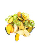 Vegetables chips Stock Photos