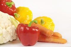 Vegetables closeup Stock Photography