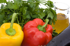 Vegetables - Closeup royalty free stock image