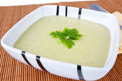 Vegetables cream Stock Photography