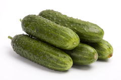 Free Vegetables - Cucumbers Royalty Free Stock Images - 9309149