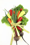Vegetables and diet Stock Photo