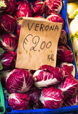Vegetables on Display at a Local Market Royalty Free Stock Image