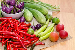 Vegetables food Royalty Free Stock Photos
