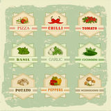 Vegetables, food Royalty Free Stock Photography