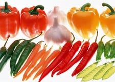 Vegetables, foodstuff Stock Photography