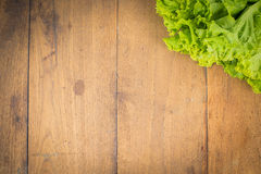 Vegetables Frame Background. Fresh vegetables on the old wooden board Stock Photo