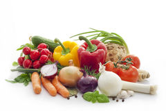 Vegetables fresh Stock Photography