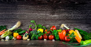 Vegetables. Fresh Vegetables All Together photo Stock Photos