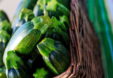 Vegetables fresh at local farmers market in New York Royalty Free Stock Image