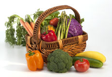 Vegetables-1 Stock Photos