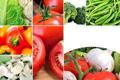 Vegetables Freshness Royalty Free Stock Images