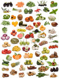 Vegetables, Fruits And Nuts.