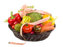 Vegetables, healthy diet. Royalty Free Stock Photos