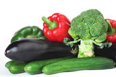 Vegetables healthy food Stock Photos
