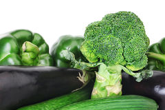 Vegetables healthy food Stock Photography