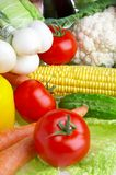 Vegetables. Healthy food Stock Image