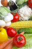 Vegetables. Healthy food Royalty Free Stock Photo