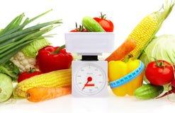 Vegetables. Healthy food Stock Photos