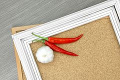 Vegetables and herbs, Garlic, Chilli. Various spices. Vegetables and herbs, Healthy eating concept. Garlic, Chilli. Various spices tabasco sauce ingredients Royalty Free Stock Photography