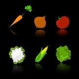 Vegetables illustration Stock Photo