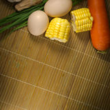 Vegetables ingredient Stock Images
