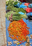 Vegetables in Kathmandu, Nepal Stock Image