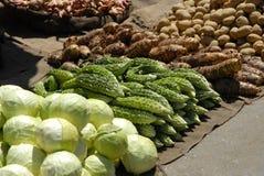 Vegetables market Stock Image