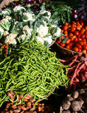 Vegetables in market Royalty Free Stock Photo