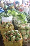 Vegetables market Stock Photography
