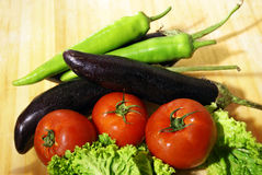 Vegetables mix Royalty Free Stock Photography