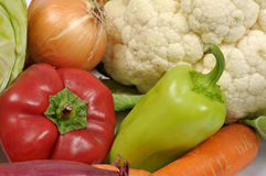 Vegetables mix 2 Royalty Free Stock Photo