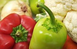 Vegetables mix Royalty Free Stock Photos