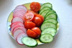 Vegetables mix Stock Photos