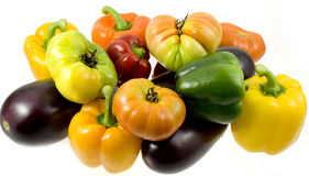 Vegetables mixed Royalty Free Stock Photo